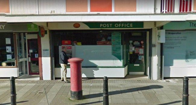 Ernesettle Post Office