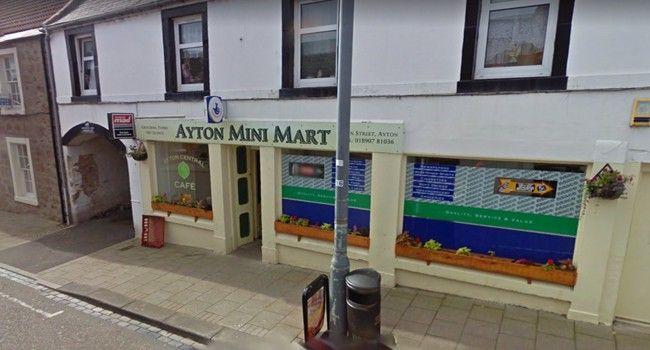 Ayton Post Office