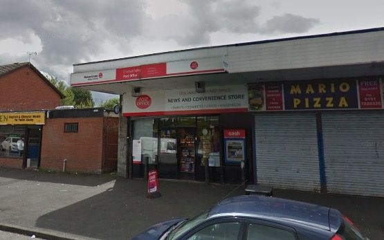 Childwall Valley Post Office