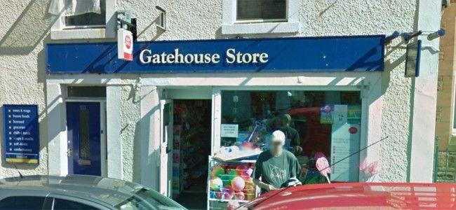Gatehouse-Of-Fleet Post Office