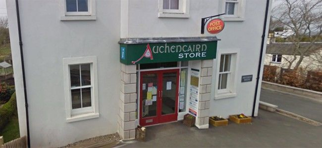 Auchencairn Post Office