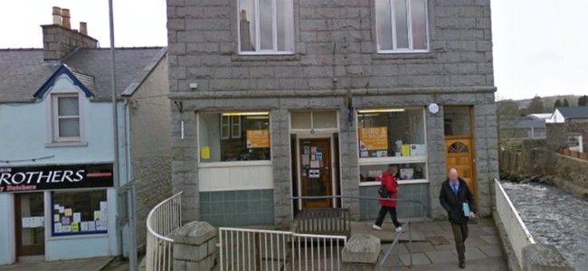 Dalbeattie Post Office