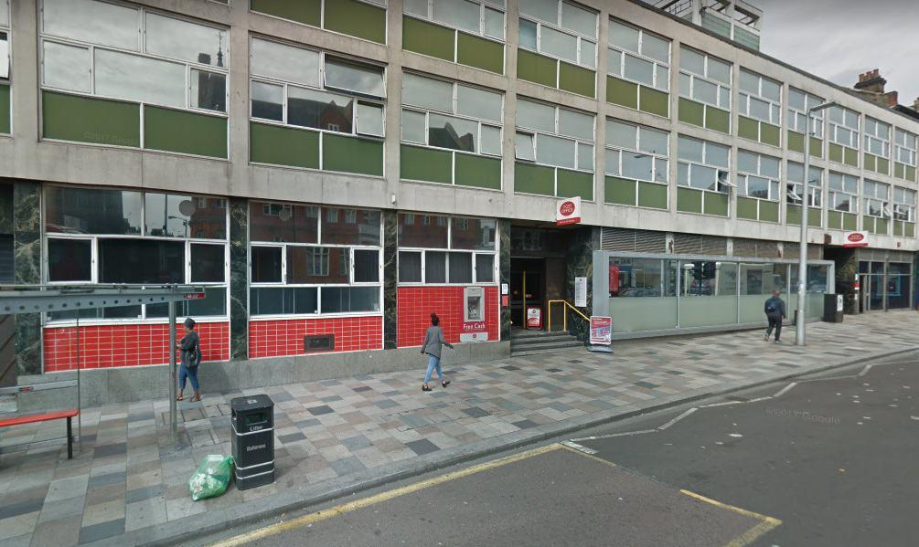 Battersea Post Office