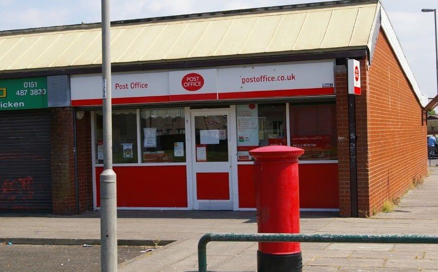 Netherley Post Office