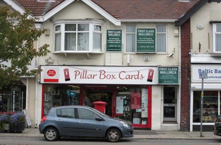 Allerton Road Post Office