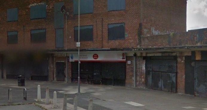 Speke Town Lane Post Office