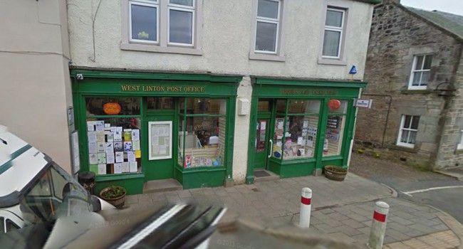 West Linton Post Office