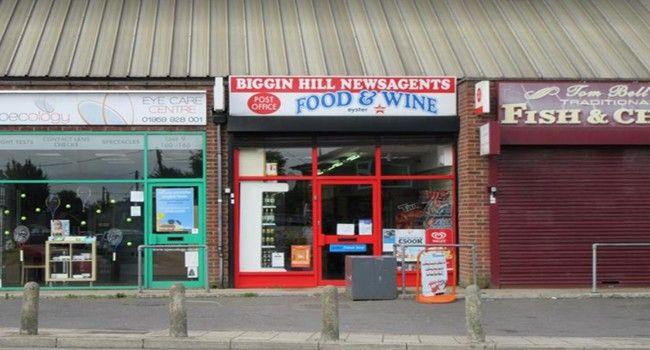 Biggin Hill Post Office