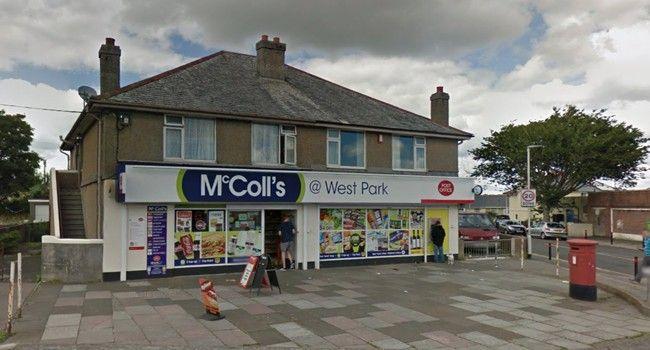 West Park Post Office