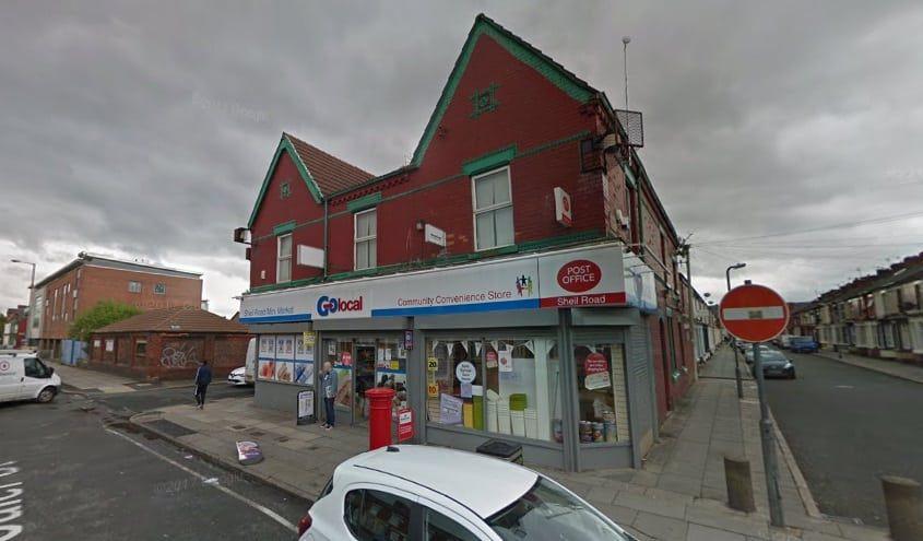 Boaler Street Post Office
