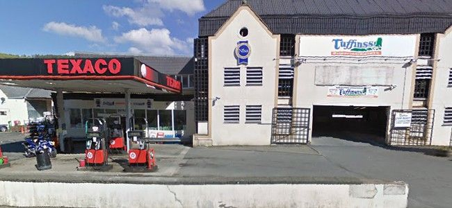 Knighton Post Office