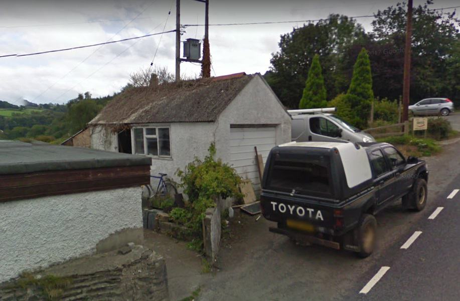 Abercych Mobile Service Post Office