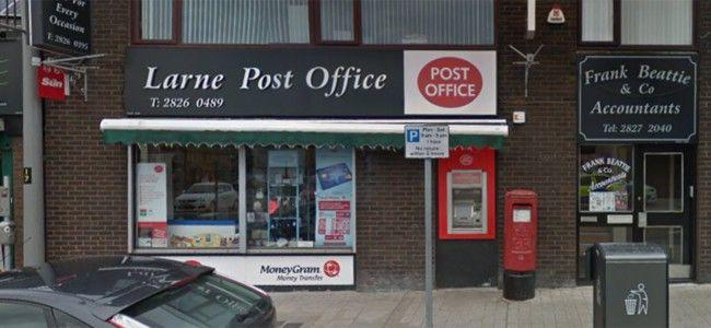 Larne Post Office