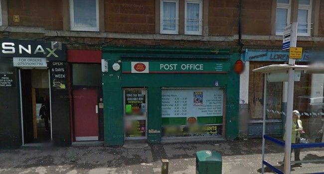 Downfield Post Office