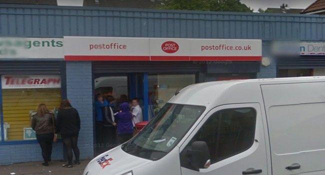 Kirkton Post Office