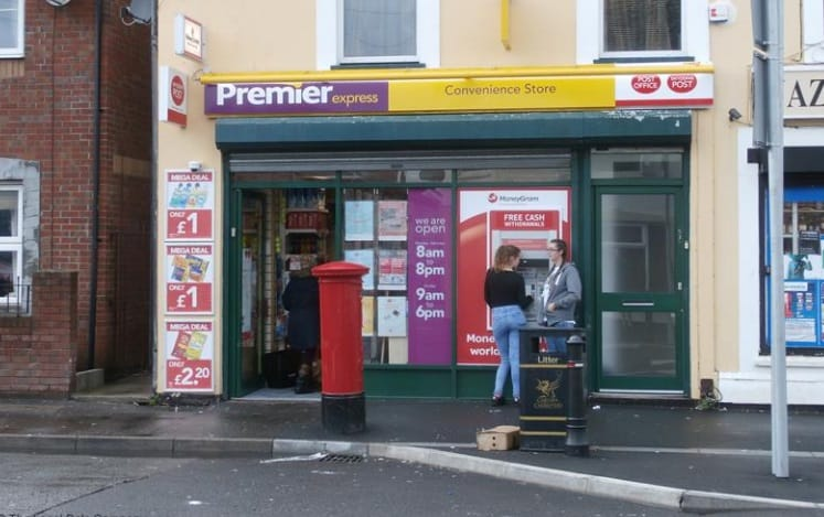Holmesdale Street Post Office