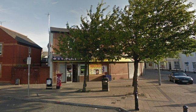 Adamsdown Post Office