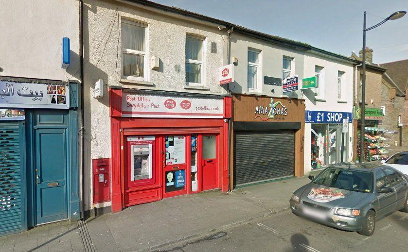 Clifton Street Post Office