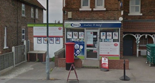 Dringhouses Post Office