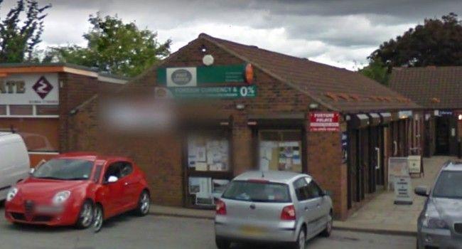 Copmanthorpe Post Office