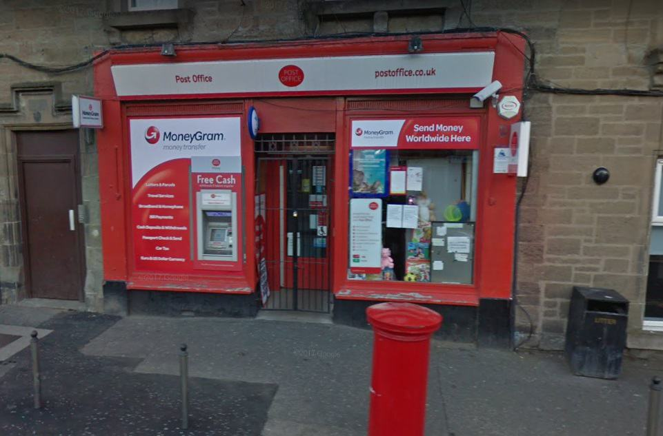 Maryfield Post Office