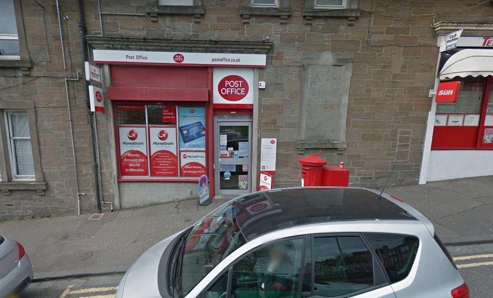 Arklay St. Post Office