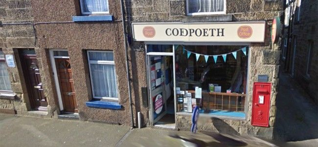 Coedpoeth Post Office