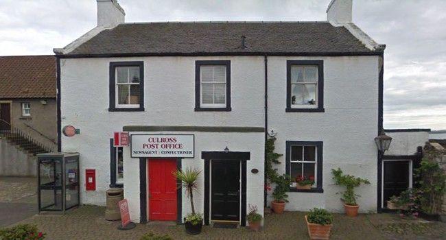 Culross Mobile Service Post Office