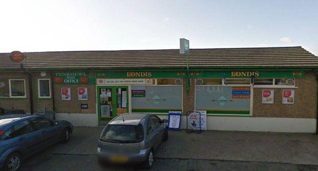 Penrhewl Post Office