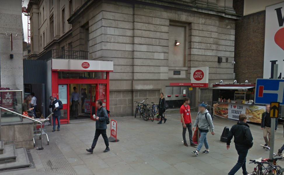 London Bridge Post Office