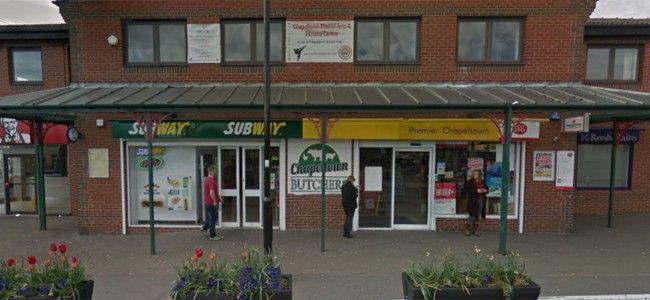 Chapeltown Post Office
