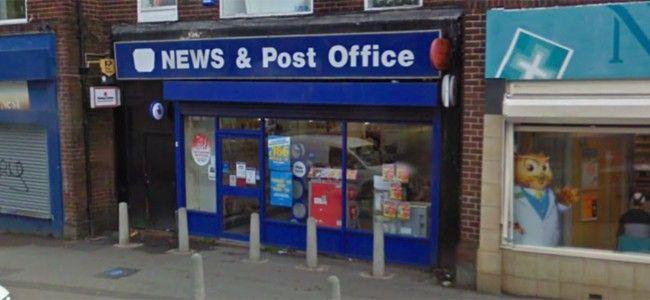 Hartley Brook Road Post Office