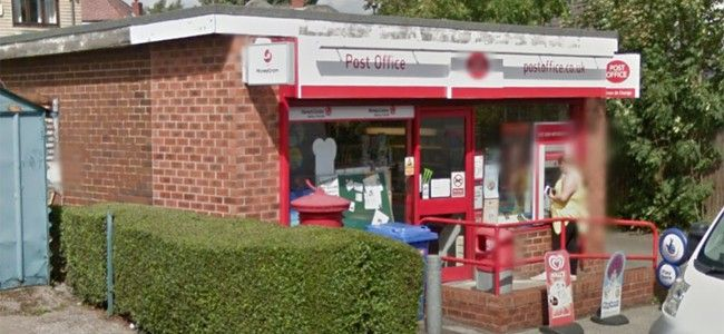 Colley Road Post Office