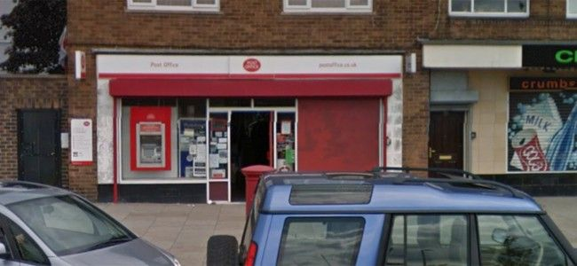 Margetson Crescent Post Office