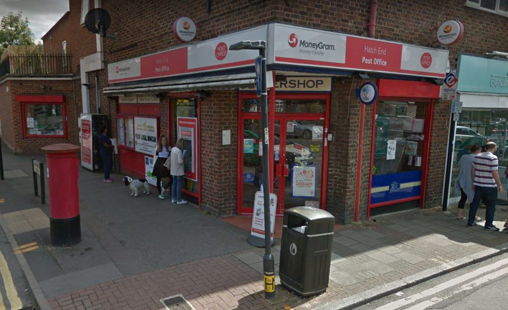 Hatch End Post Office