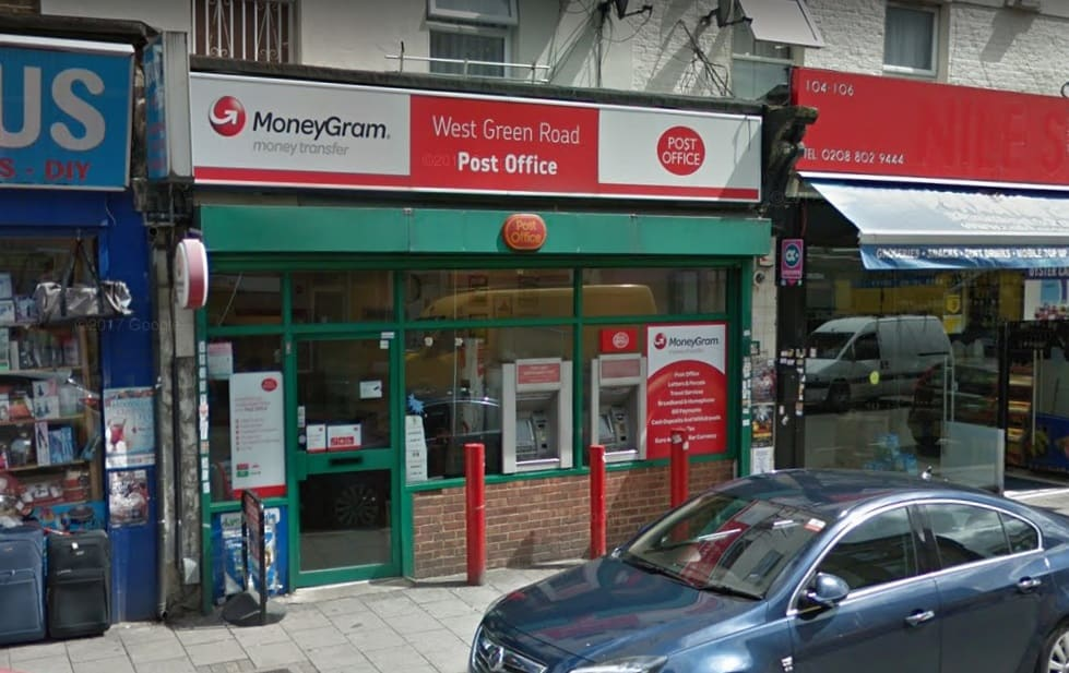 West Green Road Post Office