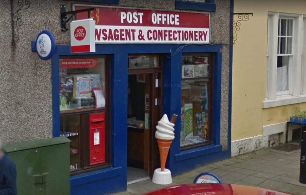 Wigtown Post Office