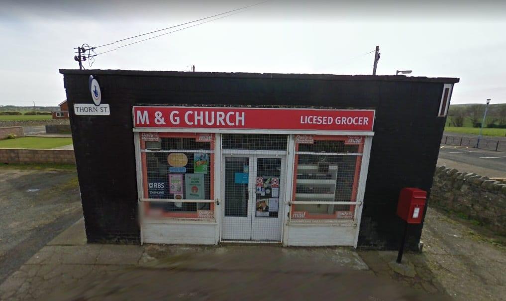 Lochans Post Office