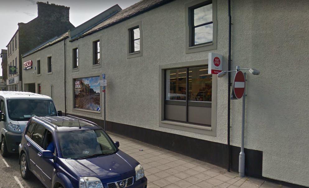 Stranraer Post Office