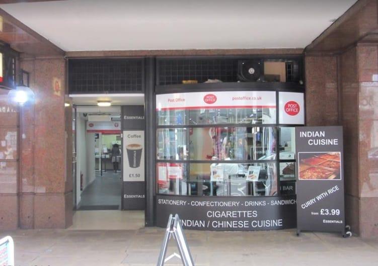 Moorgate Post Office