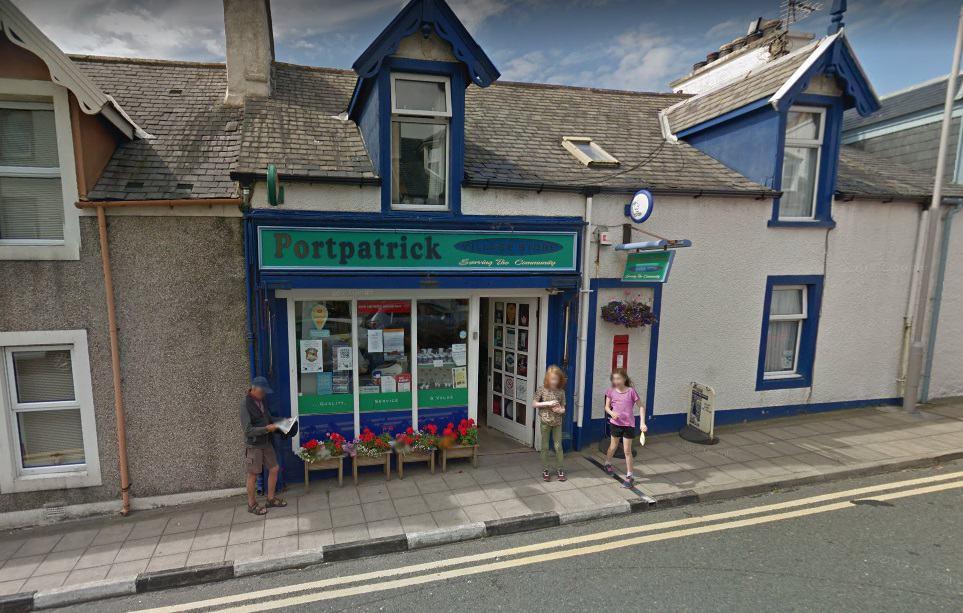 Portpatrick Post Office