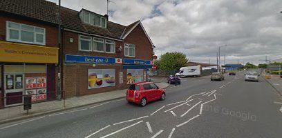 Hendon Road Post Office
