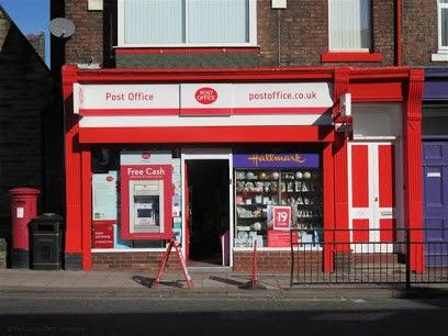 Chester Road West Post Office