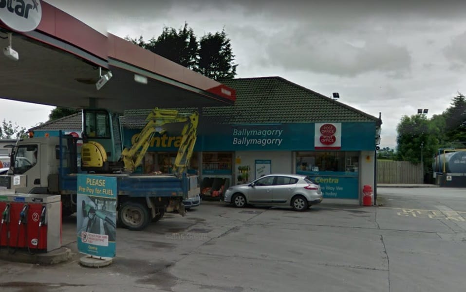 Ballymagorry Post Office