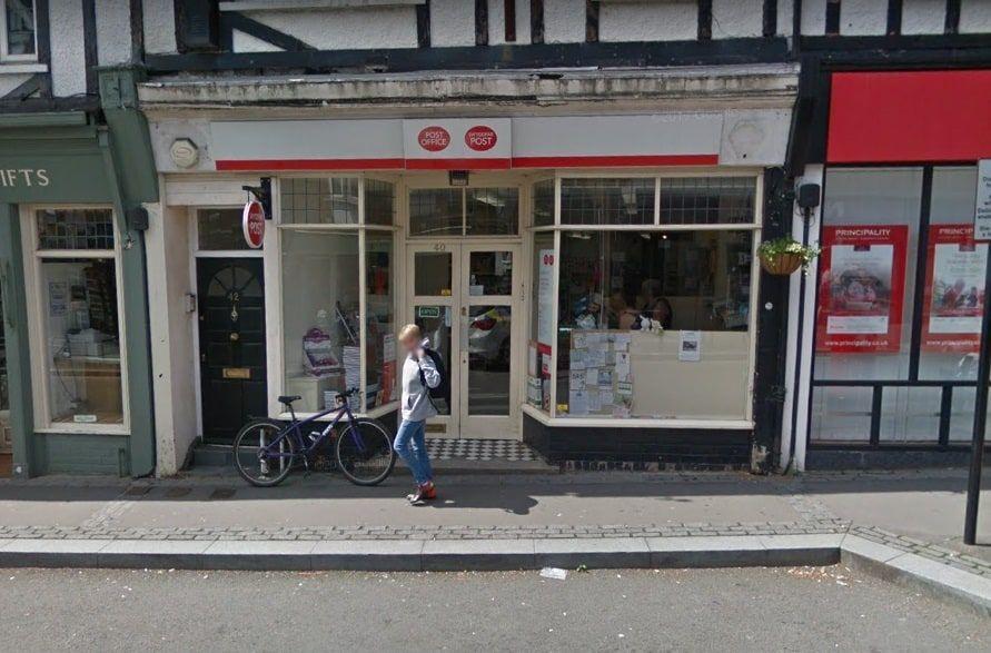 Llandaff Post Office