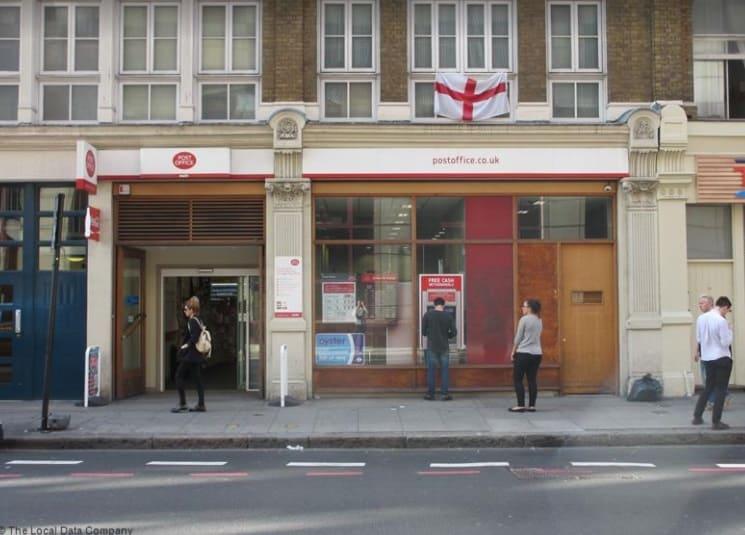 Farringdon Road Post Office