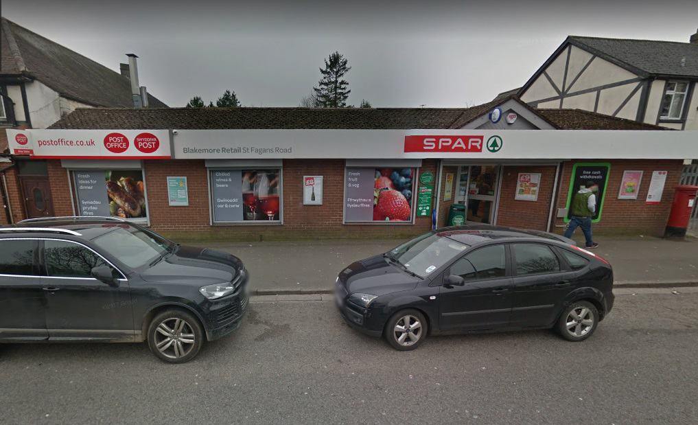 St Fagans Road Post Office