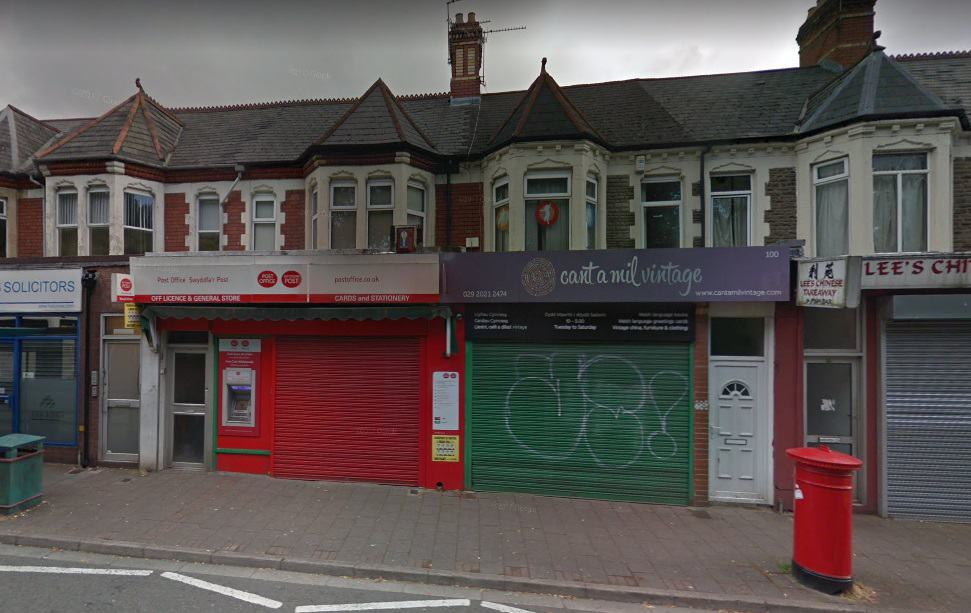 Whitchurch Road Post Office