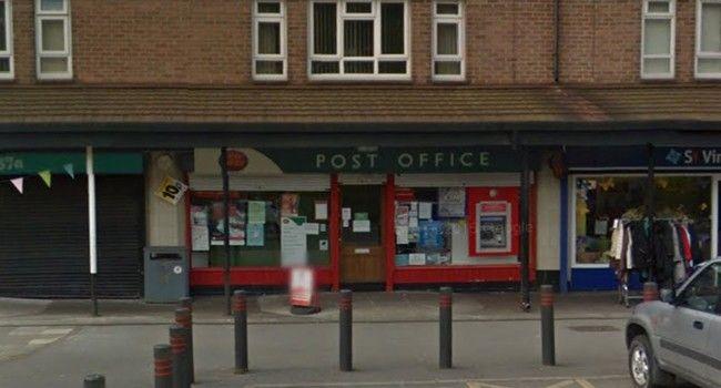 Cranmer Bank Post Office