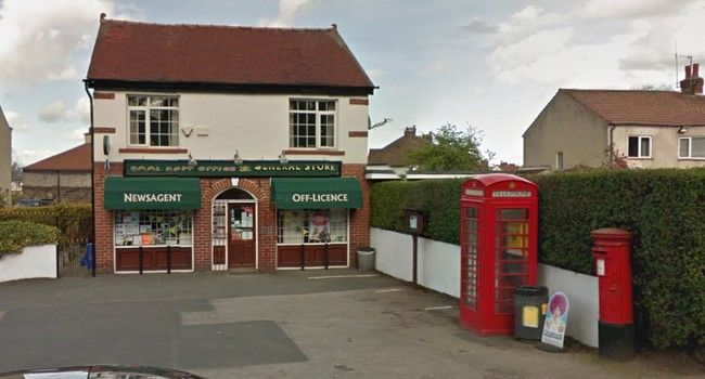 Pool-In-Wharfedale Post Office